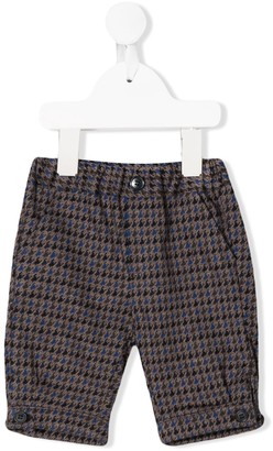 Aletta Houndstooth Trousers