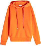 Closed Logo Cotton Hoodie