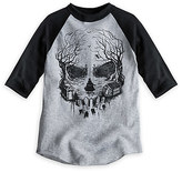 Disney Hatbox Ghost Baseball Tee for Boys - The Haunted Mansion