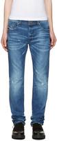 Diesel Blue Distressed Thavar Jeans
