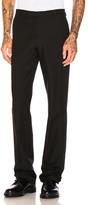 Raf Simons Slim Fit Classic Pant in Black.