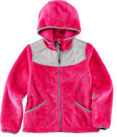 JCPenney Vertical 9 Hooded Fleece Jacket - Girls 7-16