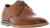 Bertie Bastian Colour Pop Leather Gibson Shoes, Tan