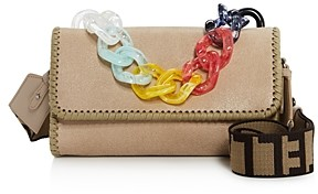 Stella McCartney Rainbow Chunky Chain Shoulder Bag
