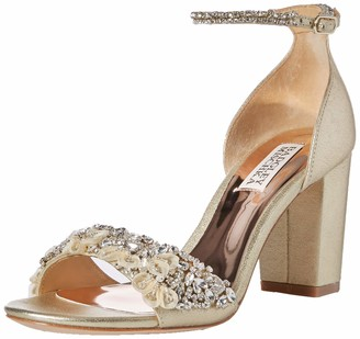 Badgley Mischka Women's Finesse II Heeled Sandal