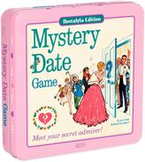 Nostalgia Edition Mystery Date Board Game