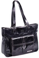 Clark & Mayfield Women's Stafford Vintage Leather Laptop Tote 17.3""