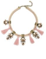 BaubleBar Women's Repunzel Collar Necklace
