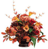 CALLA Allstate Floral 24 Lily & Peony in Ceramic Vase