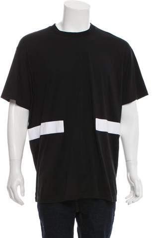 Givenchy Appliqué Detail T-Shirt