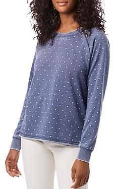 Alternative Lazy Day Printed Sweatshirt