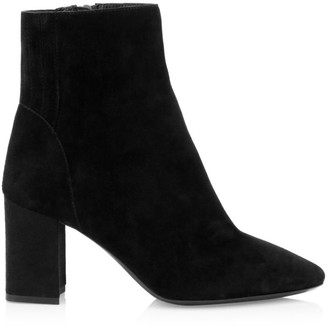 Aquatalia Posey Suede Ankle Boots