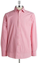 Black Brown 1826 Striped Sportshirt
