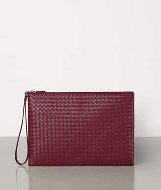 Bottega Veneta LARGE BILETTO IN INTRECCIATO NAPPA