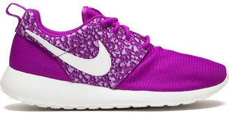 Nike Kids Rosherun Print (GS) sneakers