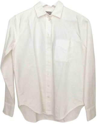 Everlane White Cotton Top for Women
