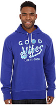 Life is Good Good Vibes Go-To Hoodie