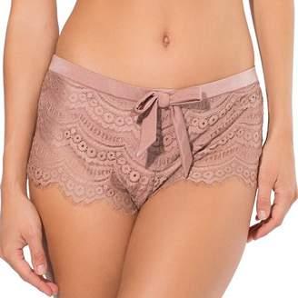 Smart & Sexy Women's Skirted Full-Coverage Bikini Bottom