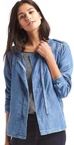 Gap TENCEL moto jacket