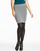 Le Château Jersey Mini Skirt