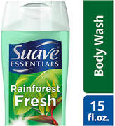 Suave Essentials Body Wash Rainforest Fresh
