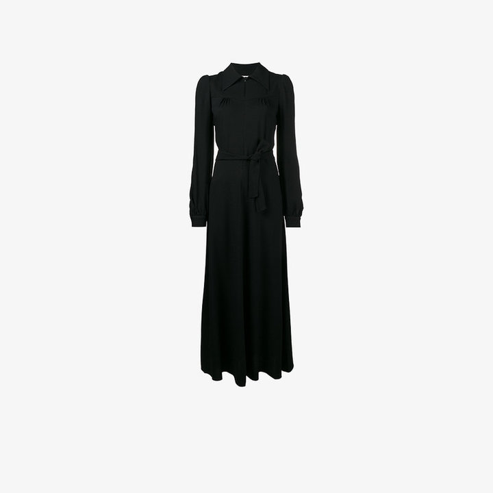 Bella Freud Karianne long dress
