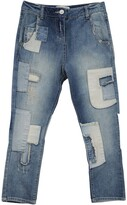 Twin-Set Denim pants - Item 42596558
