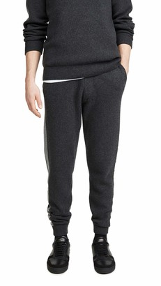 Theory Men's Astine Wool Cashmere Track Pants