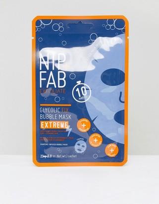 Nip + Fab NIP+FAB Glycolic Fix Extreme Bubble Mask