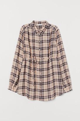 H&M MAMA Long-sleeved blouse