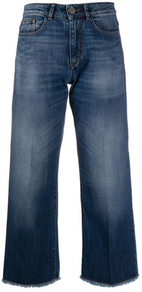 Seventy Denim Cotton Trousers