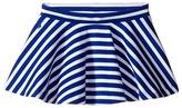 Polo Ralph Lauren Ponte Stripe Skirt (Toddler)