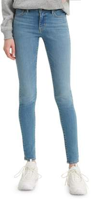 Levi's 710 Super Skinny Ankle-Length Jeans