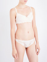 Heidi Klum Intimates Made in Eden lace maternity bra