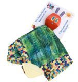 Kids Preferred The World of Eric Carle Hungry Caterpillar Teether Blankie