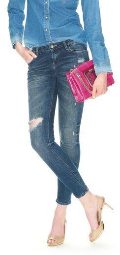 Jimmy Choo Alba Jazzberry Elaphe Shoulder Bag