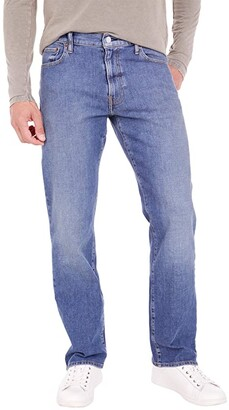 Lucky Brand 181 Relaxed Straight Jeans in Santa Susanna (Santa Susanna) Men's Jeans