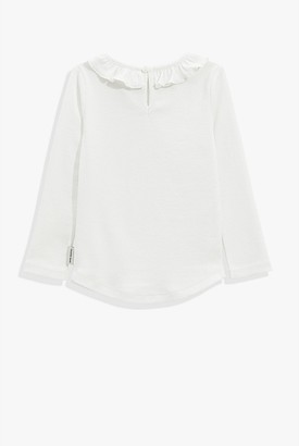 Country Road Soft Frill T-Shirt