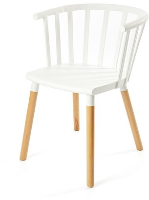 Kvell Kaptain Chair - Pure White