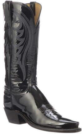 37198b0f2f0 Dee Shiny Western Knee Boots