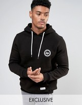 Hype Hoodie With Crest Logo