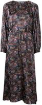 H Beauty&Youth floral print belted dress
