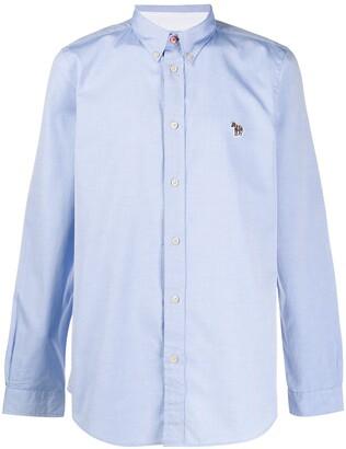 Paul Smith Button-Down Collar Shirt