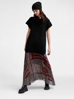 DKNY Pure Merino Ribbed Pullover