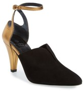 H By Hudson Women's Hudson London Noreen Ankle Wrap Pump