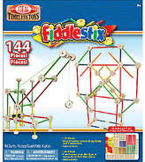 Ideal Toys Ideal Classic Fiddlestix 144-Piece Wood C onnec