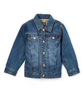 Lucky Brand Medium Wash Classic Venice Jacket - Toddler
