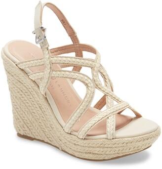 Chinese Laundry Maylin Wedge Espadrille Sandal