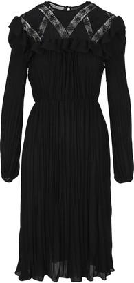 Philosophy di Lorenzo Serafini Lace-Detailed Midi Dress