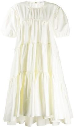 Cecilie Bahnsen Esme flared dress